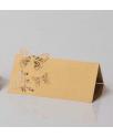 כרטיסי הושבה פרפרים זהב