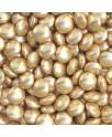 מארז עדשים שוקולד בצבע זהב