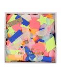 קונפטי צורות וכוכבים צבעוני - Meri Meri