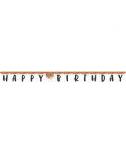 שרשרת Happy Birthday ספרינקלס
