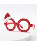 משקפיים חג המולד סנטה קטן