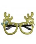 משקפיים חג המולד קרניים