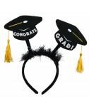 קשת לראש כובע סיום לימודים