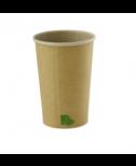 """כוס נייר קרטון קראפט 230 מ""""ל"""