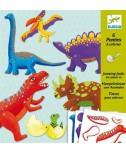 ערכת יצירה - דינוזאורים