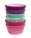150 מנג'טים גדולים בצבעי ורוד, סגול וירוק