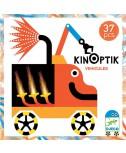 קינופטיק (הולוגרמה בתנועה) - רכבים 37 חלקים