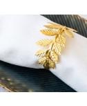 חבק עלים - זהב