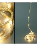 שרשרת אורות לליפוף