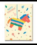 כרטיס ברכה יום הולדת - פיניאטה