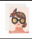 כרטיס ברכה יום הולדת - birthday girl