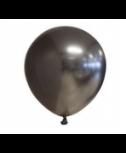 10 בלוני גומי כרום שחור טיטאניום- ללא ניפוח
