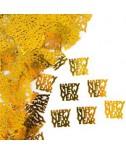 קונפטי זהב  Happy New Year
