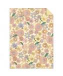 נייר עטיפה פרחים - Meri Meri