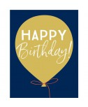 כרטיס ברכה יום הולדת - בלון