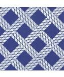 מפיות חבלים רקע כחול