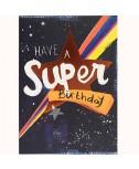 כרטיס ברכה לסופר יום הולדת