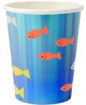 כוסות מתחת למים - Meri Meri