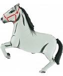 בלון סוס לבן