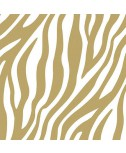 מפיות זברה זהב