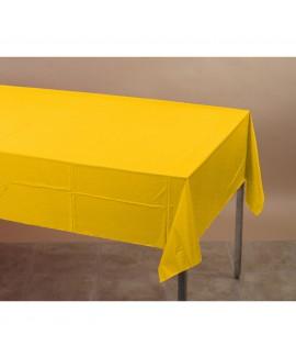 מפת ניילון צהוב שמש