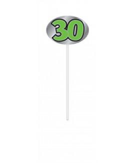 קיסם גיל 30
