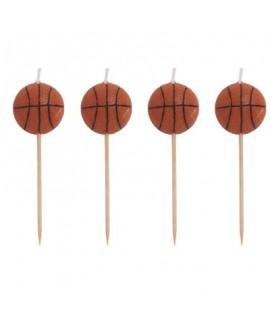נרות כדורסל