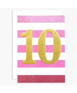 כרטיס ברכה ליום הולדת 10