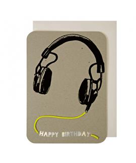 כרטיס ברכה יום הולדת - Meri Meri אוזניות