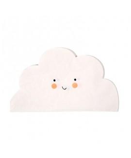 מפיות בצורת ענן- Meri Meri