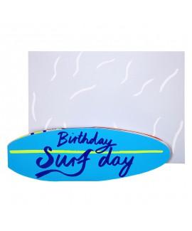 כרטיס ברכה יום הולדת - Meri Meri גלשן