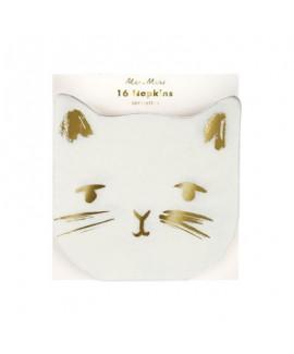 מפיות חתול - Meri Meri