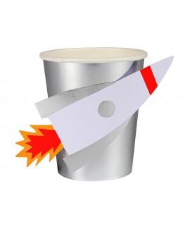 כוסות חלל- meri meri