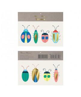 Meri Meri- קעקועי חרקים