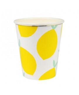 כוסות לימונים- meri meri