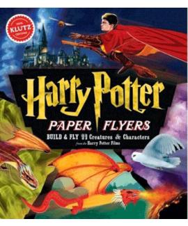 הארי פוטר בקיפולי נייר