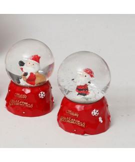 כדור שלג סנטה