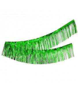 שרשרת פרנזים לתלייה- ירוק
