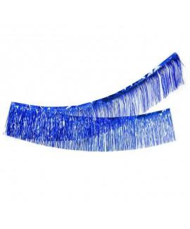 שרשרת פרנזים לתלייה- כחול