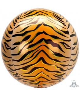 בלון כדור הדפס נמר
