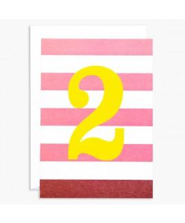 כרטיס ברכה ליום הולדת 2