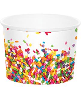 כוסות גלידה ספרינקלס