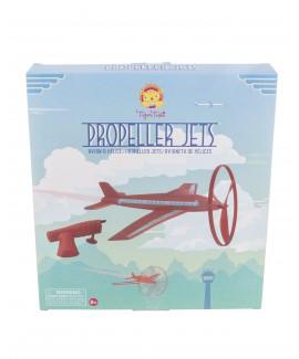 מטוס פרופלור