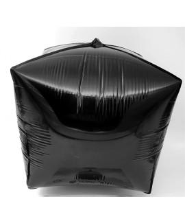 בלון מרובע שחור