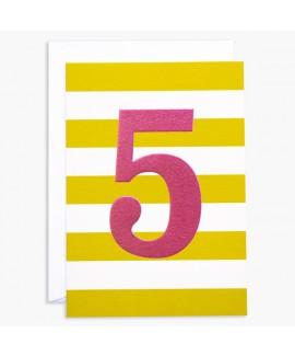 כרטיס ברכה ליום הולדת 5