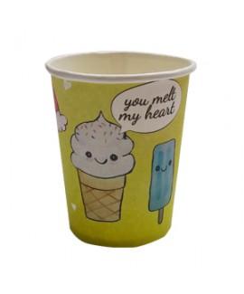 כוסות גלידה