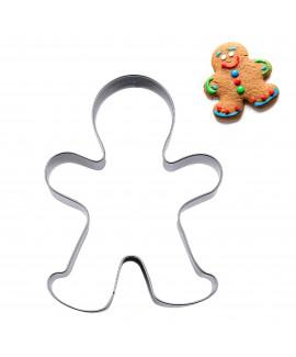 חותכן עוגיות איש ג'ינג'ר
