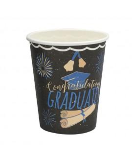 כוסות נייר לסיום הלימודים