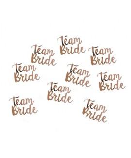 קונפטי team bride