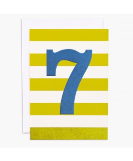 כרטיס ברכה ליום הולדת 7